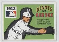 1912 - New York Giants vs. Boston Red Sox