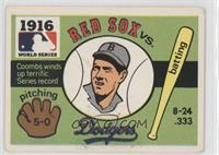 Boston Red Sox Team, Brooklyn Dodgers Team [Good to VG‑EX]