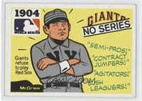 John McGraw [Good to VG‑EX]