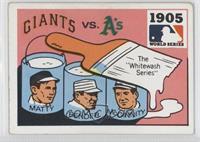 1905 - New York Giants, Philadelphia Phillies Team [GoodtoVG‑…