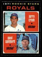 Jerry Cram, Paul Splittorff [NM]