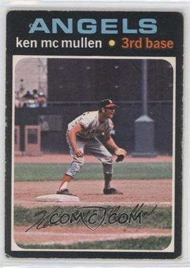 1971 O-Pee-Chee - [Base] #485 - Ken McMullen