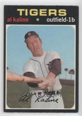 1971 O-Pee-Chee #180 - Al Kaline