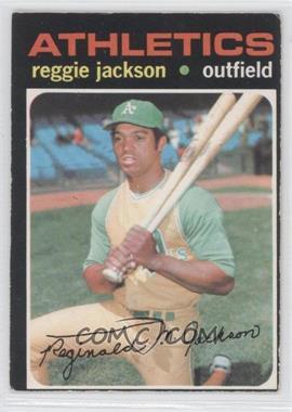 1971 O-Pee-Chee #20 - Reggie Jackson