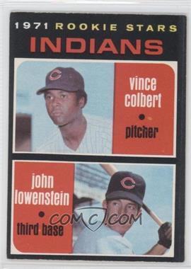 1971 O-Pee-Chee #231 - Vince Colbert, John Lowenstein