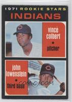 Vince Colbert, John Lowenstein