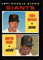 Mike Davison, George Foster [NM]