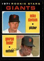 Mike Davison, George Foster [NM]