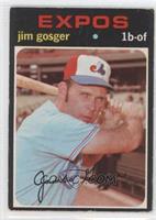 Jim Gosger [GoodtoVG‑EX]