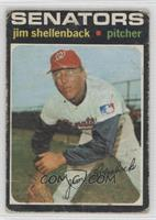 Jim Shellenback [Good to VG‑EX]