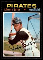Johnny Jeter [NM MT]