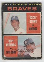 Oscar Brown, Earl Williams [Poor]