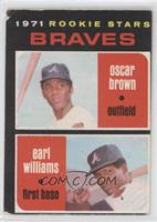 Oscar Brown, Earl Williams [Good to VG‑EX]