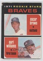 Oscar Brown, Earl Williams [GoodtoVG‑EX]