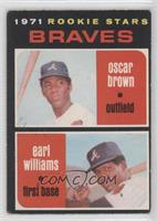 Oscar Brown, Earl Williams