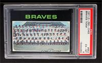 Atlanta Braves Team [PSA 6]