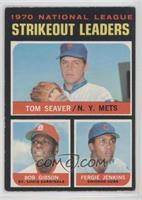 1970 National League Strikeout Leaders