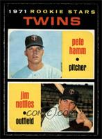 Pete Hamm, Jim Nettles [NM]