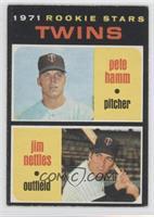 Pete Hamm, Jim Nettles