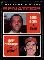 Norm McRae, Denny Riddleberger [VG]