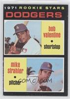 Bobby Valentine, Mike Strahler