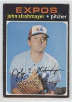 John Strohmayer [Good to VG‑EX]