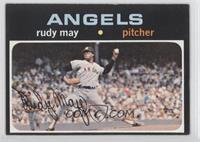 Rudy May