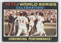 World Series (Celebration! Convincing Performance!) [Poor to Fair]