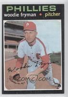 Woodie Fryman