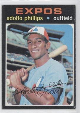 1971 Topps - [Base] #418 - Adolfo Phillips