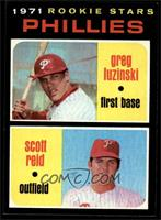 Phillies Rookie Stars (Greg Luzinski, Scott Reid) [NM]