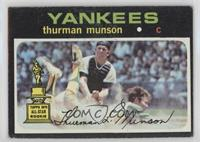 Thurman Munson [Poor to Fair]