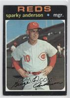 Sparky Anderson [Poor to Fair]