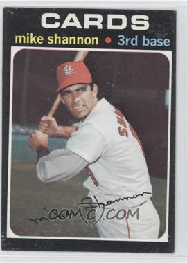 1971 Topps - [Base] #735 - Mike Shannon