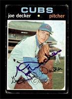 Joe Decker [Altered]