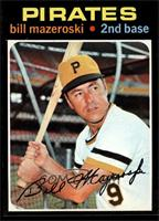 Bill Mazeroski [NM MT]