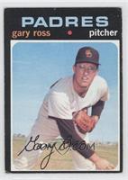 Gary Ross [GoodtoVG‑EX]
