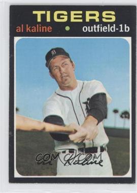 1971 Topps #180 - Al Kaline
