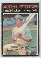 Reggie Jackson [Poor]
