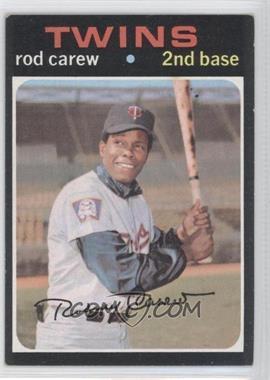 1971 Topps #210 - Rod Carew