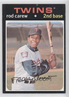 1971 Topps #210 - Rod Carew
