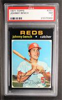 Johnny Bench [PSA 7]