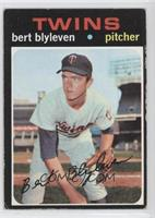 Bert Blyleven [Good to VG‑EX]