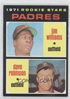 Rookie Stars (Jim Williams, Dave Robinson)