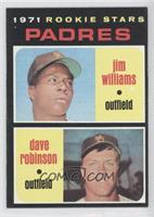 Rookie Stars (Jim Williams, Dave Robinson)