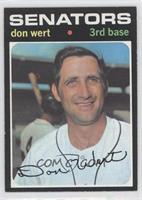 Don Wert