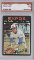 Ron Fairly [PSA 7]