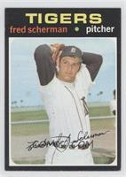 Fred Scherman