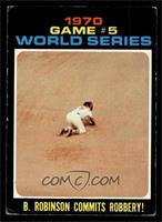 Brooks Robinson [VG EX]