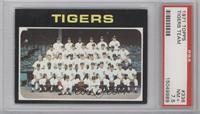 Detroit Tigers Team [PSA7.5]